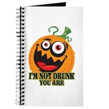 Drunk Pumpkin Journal