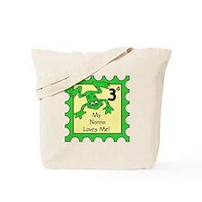 My Nonno Loves Me! FROG Tote Bag