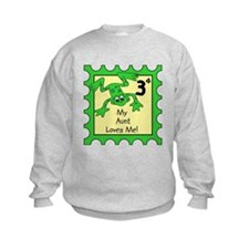 My Aunt Loves Me FROG Sweatshirt