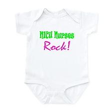 NICU Nurses Rock! Infant Bodysuit