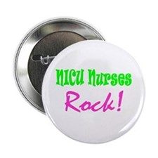 NICU Nurses Rock! Button