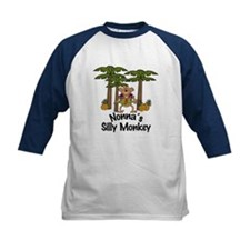 Nonna's Silly Monkey Boy Tee
