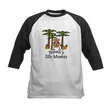 Nonna's Silly Monkey Boy Tee