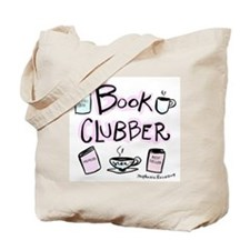 Book Clubber A Tote Bag