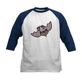 Purple Bat Tee
