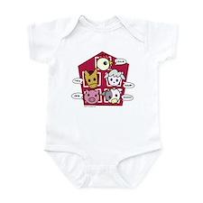 Farm Sounds Infant Bodysuit