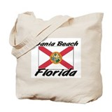Dania Beach Florida Tote Bag