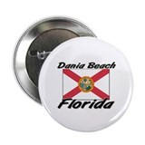 Dania Beach Florida Button