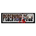 Reservoir Dogs Splat Sticker (Bumper)