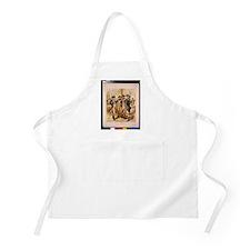 Revolutionary War Minutemen BBQ Apron