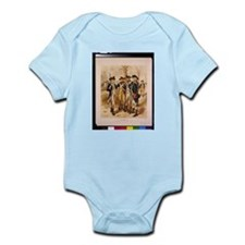 Revolutionary War Minutemen Infant Creeper