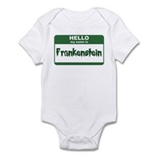 Frankenstein Infant Bodysuit