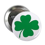 "St. Patrick's Day Shamrock 2.25"" Button (100 pack)"