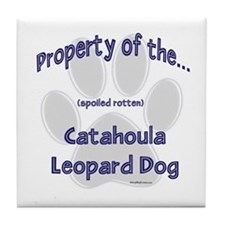 Catahoula Property Tile Coaster