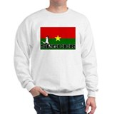 Burkina Faso Flag Soccer Jumper