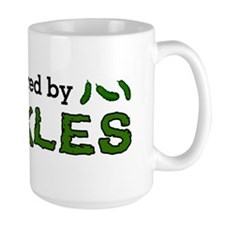 Powered By Pickles Mug