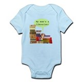 Librarian Mom Infant Bodysuit