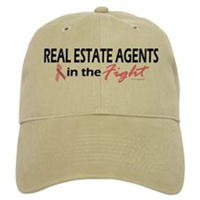Real Estate Agents In The Fight Baseball Cap
