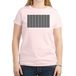 Optical Illusion Women's Light T-Shirt
