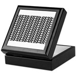 Optical Illusion Keepsake Box