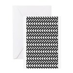 Optical Illusion Greeting Card