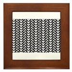 Optical Illusion Framed Tile