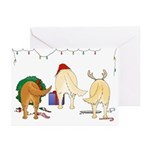 Golden Retriever Greeting Cards (Pk of 20)