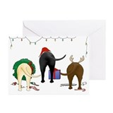 Labrador Greeting Cards (Pk of 20)
