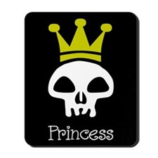 Skull Princess Mousepad
