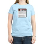 USMC Too Long? Women's Light T-Shirt