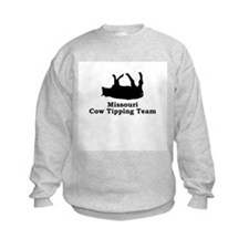 Missouri Cow Tipping Sweatshirt