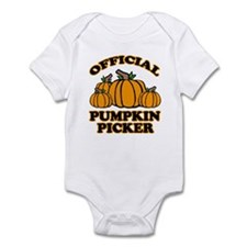 Pumpkin Picker Infant Bodysuit