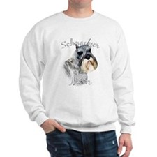 Std. Schnauzer Mom2 Sweatshirt