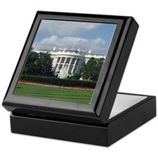 White House Keepsake Box