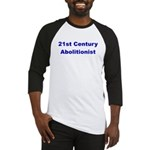 21st Century Abolitionist Baseball Jersey