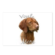 Vizsla Mom2 Postcards (Package of 8)