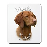 Vizsla Dad2 Mousepad