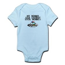 Mommy Cop Infant Bodysuit