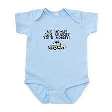 Mommy Cop Infant Bodysuit