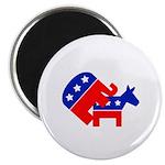 """Fuck Democrats 2.25"""" Magnet (100 pack)"""