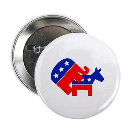 "Fuck Democrats 2.25"" Button (10 pack)"