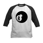 Eight Ball Kids Baseball Jersey