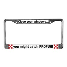 Propuh License Plate Frame
