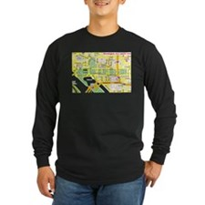 Washington, D.C. tourist map T