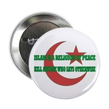 "Anti allah 2.25"" Button (10 pack)"