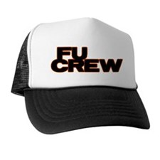 Friday Night Fu Trucker Hat