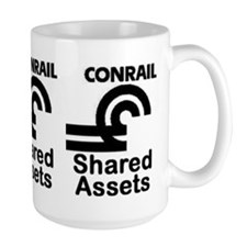 Conrail Shared Assets Mug