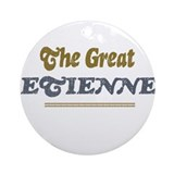 Etienne Ornament (Round)