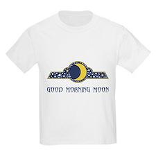Good Morning/Good Night Moon T-Shirt