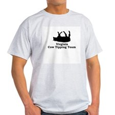 Virginia Cow Tipping T-Shirt